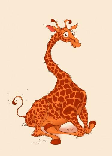 Monty-the-giraffe